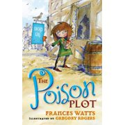 The Poison Plot: Sword Girl Book 2 - eBook