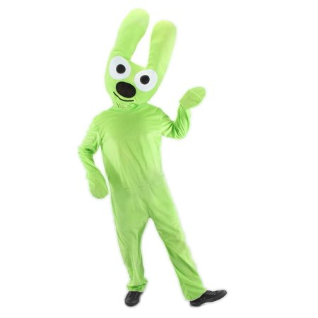 Hoops & Yoyo Yoyo Costume Adult - Hoops And Yoyo Halloween Card