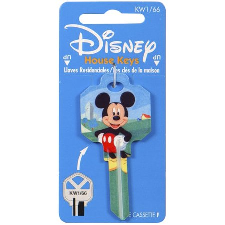 Disney mickey mouse classic house key for American classic house mouse