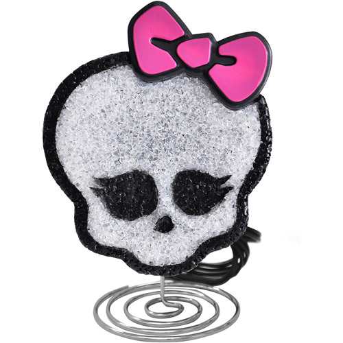 Monster High Eva Lamp, White