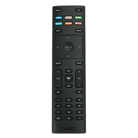 Genuine Vizio XRT136 Smart TV Remote Control for LCD/LED 4K Smart TVs