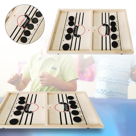 LeKing Hockey Board Game Set Puzzle Chess Set Parent-child Interactive Game Party Supplies - image 6 of 7