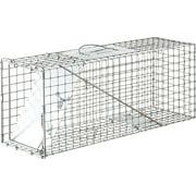 Millerco Single Door Live Trap 18 X 6 X 6 Inch LT1
