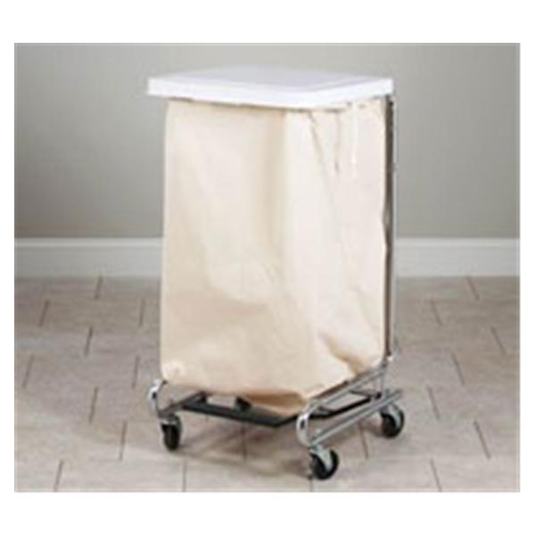 "WP000-H-25 H-25 H-25 Hamper Bag Laundry 25"" Drawstring Beige White Ea From Clinton Industries, Inc."
