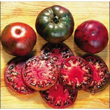 Tomato Black Krim Great Garden Heirloom Vegetable 100 Seeds