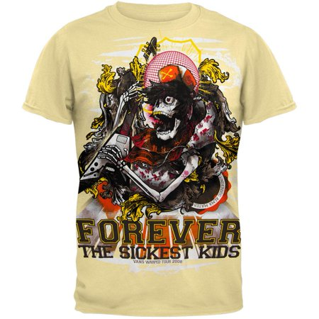 Forever The Sickest Kids - Shreddin T-Shirt (Forever The Sickest Kids Chin Up Kid)