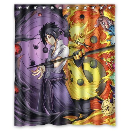 Deyou Jason Statham Shower Curtain Polyester Fabric Bathroom Shower Curtain Size 48X72 Inches