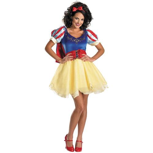 Snow White Sassy Adult Halloween Costume