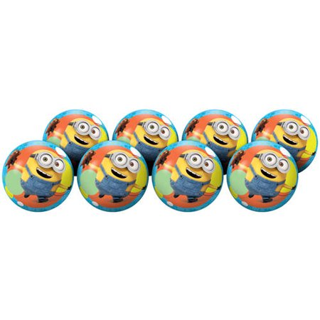 Hedstrom #6 Minions Playball Deflate Party Pack - Minion Cutout