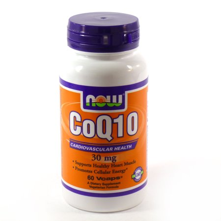 CoQ10 30 mg 60 Cápsulas Veg