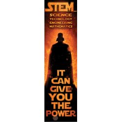Star Wars STEM Banner - Star Wars Birthday Banner