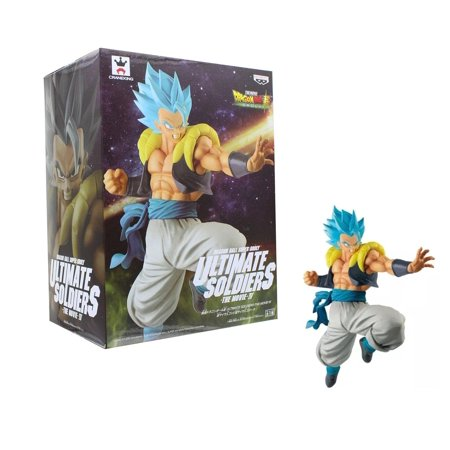 Dragon Ball Super Ultimate Soldiers Movie Banpresto Figure - Super Saiyan Blue (Dragon Ball Heroes Ultimate Mission X English)