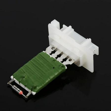HURRISE Car Heater Motor Fan Blower Resistor For Vauxhall Vectra  9180020,Blower Resistor, Heater Fan Blower Resistor