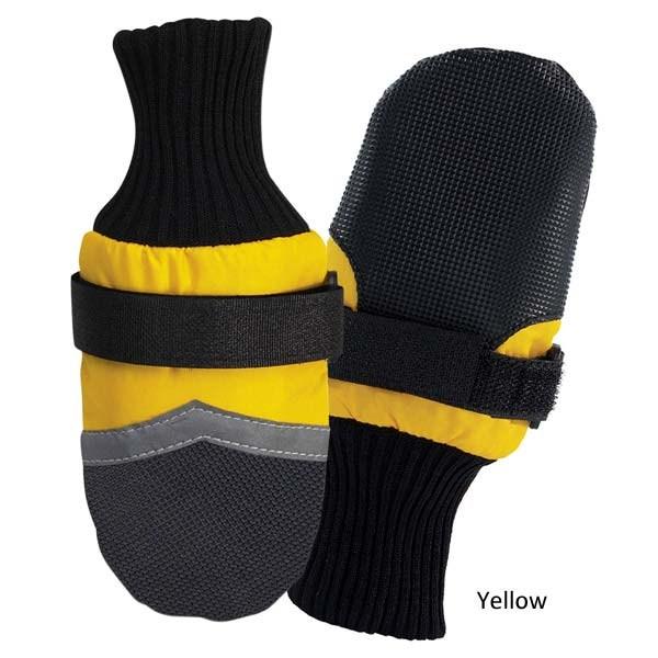 Guardian Gear Dog Boots Xl Yellow
