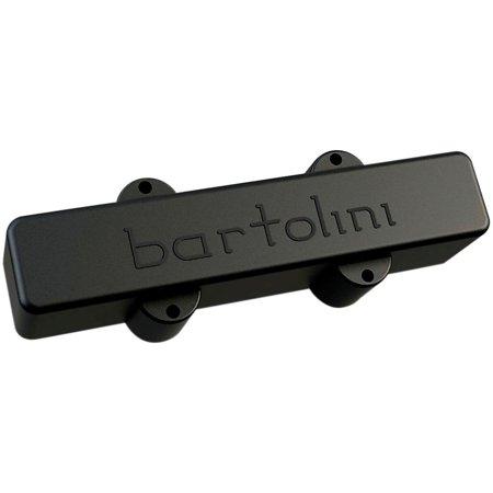 - Bartolini BRP9CBJS-S1 Classic Jbass Single Coil Deep Tone Short Neck 4-String Bass Pickup