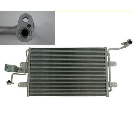 Sunbelt A/C AC Condenser For Volkswagen Jetta Audi TT Quattro 4933