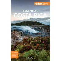 Full-Color Travel Guide: Fodor's Essential Costa Rica 2020 (Paperback)