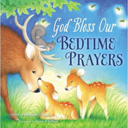 God Bless Our Bedtime Prayers (Board Book)