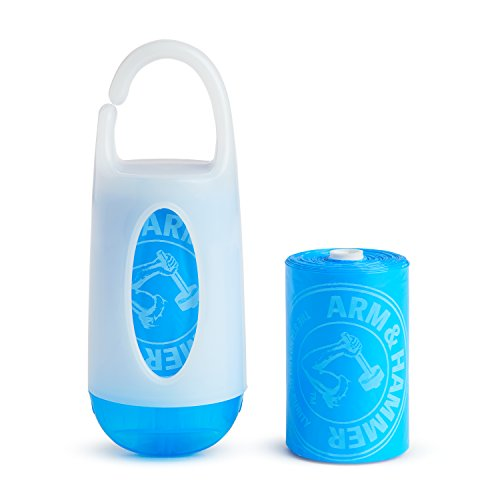 Munchkin Arm and Hammer Diaper Bag Dispenser 1 count each Colors May Vary