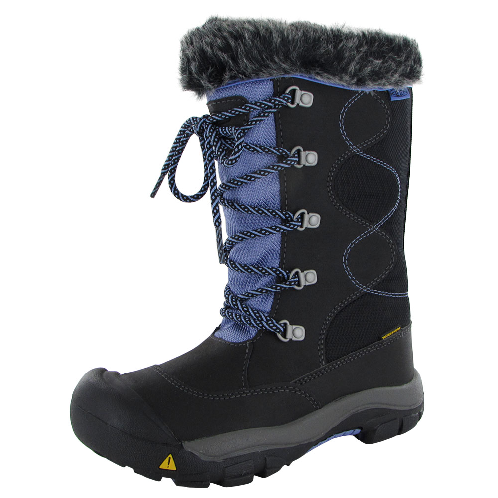 Keen Girls Kelsey Boot WP Waterproof Winter Boot Shoes by Keen