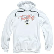 Teen Wolf Poster Logo Mens Pullover Hoodie White Sm