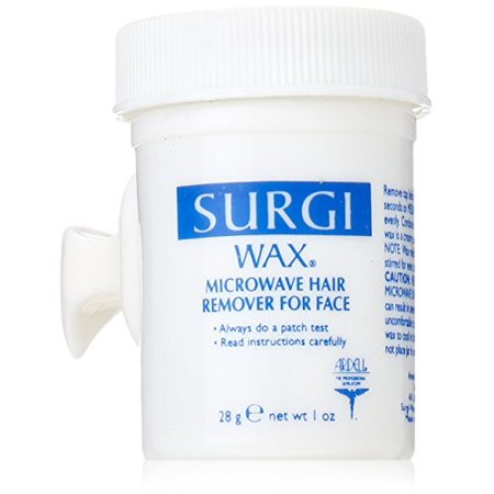 American International Surgi Wax  Facial Hard Wax, 1 oz