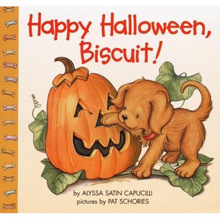 Happy Halloween Bookmarks (Biscuit: Happy Halloween, Biscuit!)