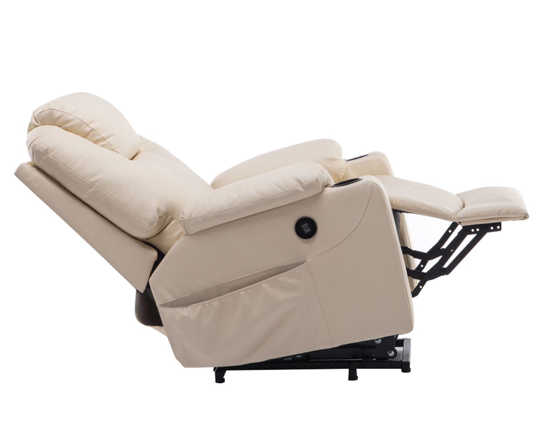 electric power lift chair massage vibrating sofa recliner heated rh walmart com