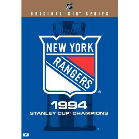 NHL Original 6: NY Rangers 1994 Stanley Cup Champions - Walmart.com
