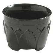 Carlisle Dinex Insulated Bowl, 9 oz., Urethane Foam Onyx PK48, DX530003