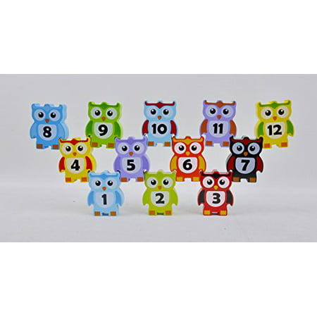 Stacking Owls By Discovery Toys - image 4 of 4