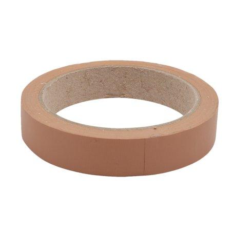 Single Side Adhesive Easy-clean Brown Marking Tape 20mm Wide 22 Meters Long - image 1 of 3