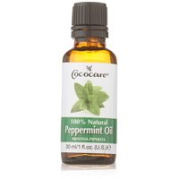 Cococare Peppermint Oil 100 Percent Natural, 1 Fluid Ounce
