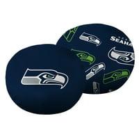 """NFL Seattle Seahawks 11"""" Cloud Pillow, 1 Each"""