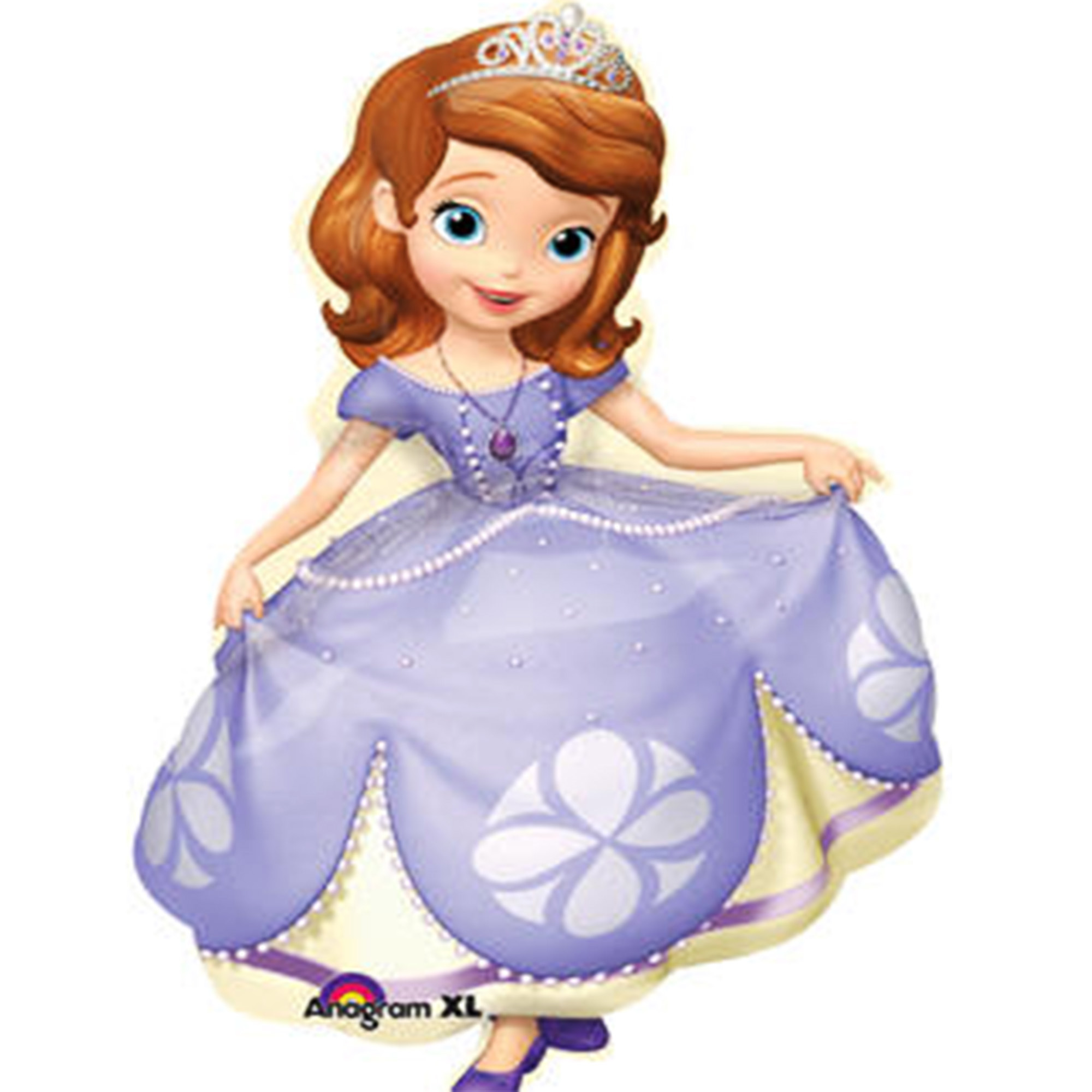 Disney Princess Sofia Foil Balloon 35""