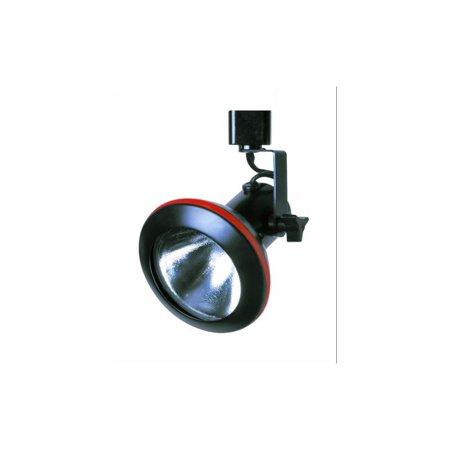 Cal Lighting JT-194  1 Light Adjustable Line Voltage Track Head for JT Series Track Systems ()
