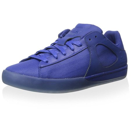 Puma MCQ Step Lo Mens Sodalite Blue Sneakers