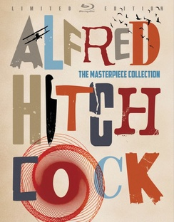 Alfred Hitchcock: The Masterpiece Collection (Blu-ray) by Universal