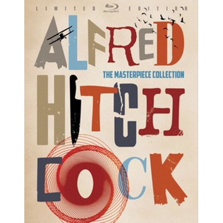 Alfred Collection (Alfred Hitchcock: The Masterpiece Collection (Blu-ray))