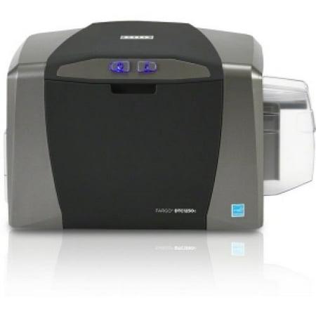 Fargo 50000FAR Single Sided ID Card Printer with Dual connectivity through USB and Ethernet - Fargo Id Systems