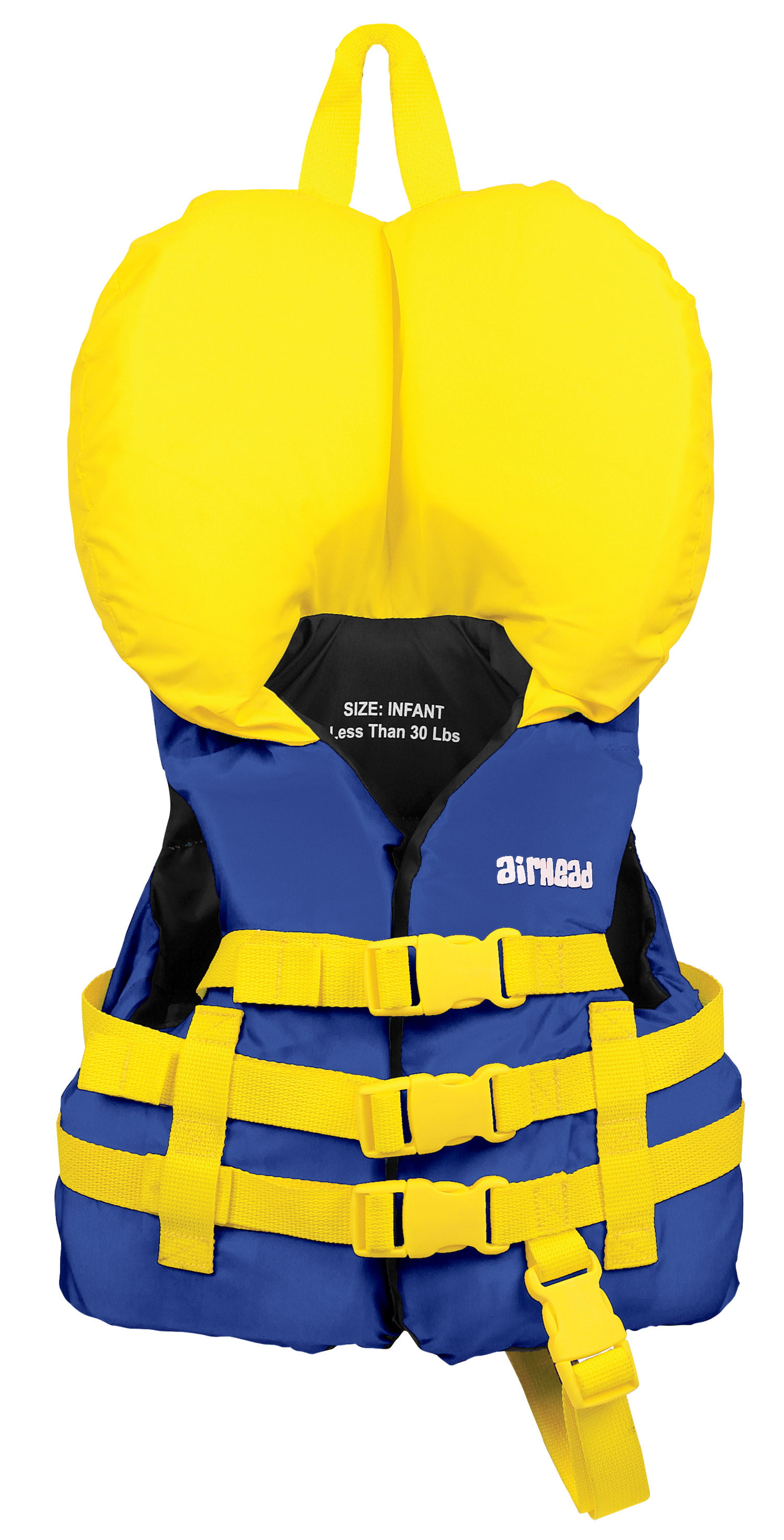 Infant Nylon PFD Blue by AIRHEAD SPORTS GROUP