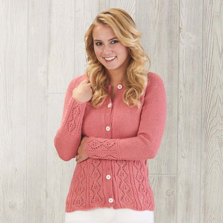 Lulu Cardigan Knit Pattern ()