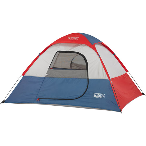 Wenzel Sprout 6' x 5' Tent, Sleeps 2