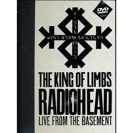 The King of Limbs Live From the Basement (DVD)