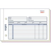 Rediform Carbonless Invoices, 1 / Each (Quantity)