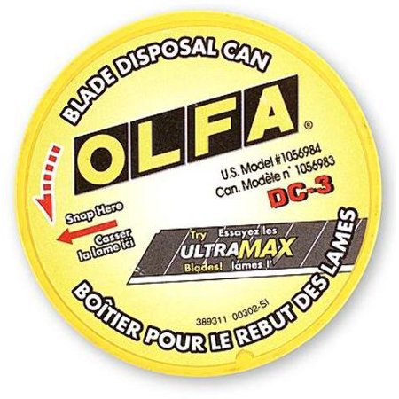Olfa Blade Disposal Case