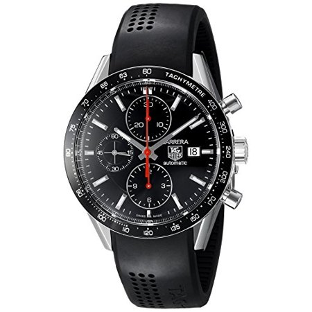 TAG Heuer Men's CV2014.FT6014 Carrera Automatic Chronograph