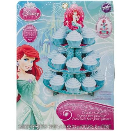 Wilton Disney Princess Ariel Treat Stand, 1 Ct