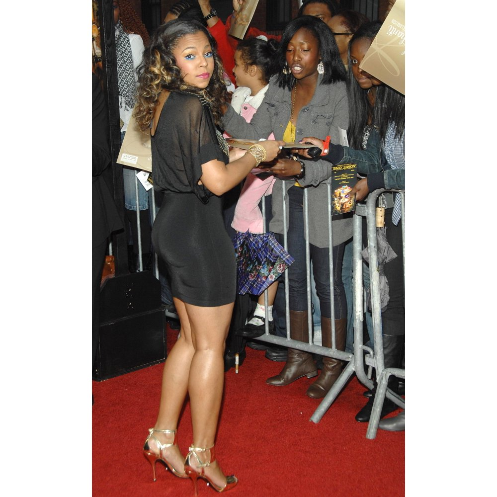 Ashanti At Arrivals For Part 2 - Indiana Jones And The ...