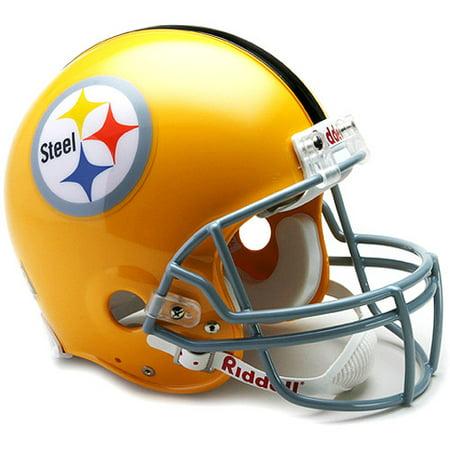 (Pittsburgh Steelers 1962 Throwback Pro Line Helmet)